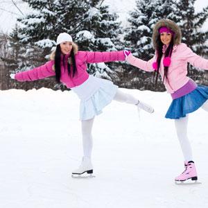 مسابقات اسکی روی یخ